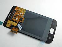 Дисплей с сенсорной панелью Samsung i9001 Galaxy S Plus Black, лицензия