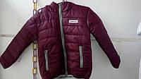 Куртка для девочки демисезонная размеры 116-140, фото 1