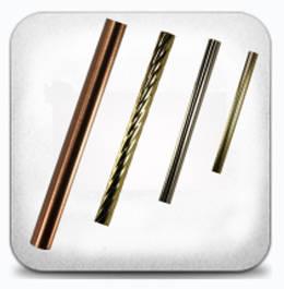 Трубы для карнизов 28 мм