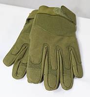 Перчатки тактические MIL-TEC олива