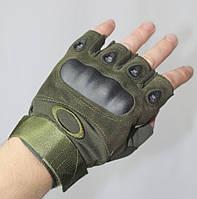 Перчатки тактические безпалые Oakley