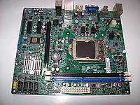 ECS H61H2-CM2   Socket 1155 Б/У Полностью рабочая