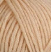 Турецкая пряжа Alize Superlana Klasik для ручного вязания полушерсть морская ракушка №685