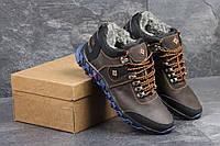 Мужские кожаные зимние ботинки Columbia (3224)