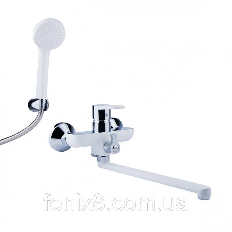 Купить смеситель в ванну кривой рог Смеситель GPD Aduro MBB95 для ванны с душем