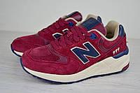 Женские кроссовки New Balance 999 Red