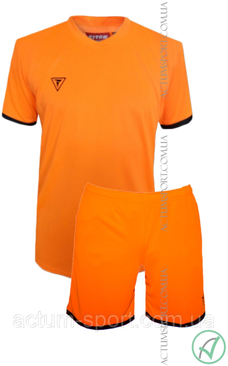 Футбольная форма Combi Titar Оранжевый, M