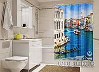 """Фото Шторка для ванной """"Венеция"""""""