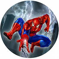 Вафельные картинки с Человеком пауком