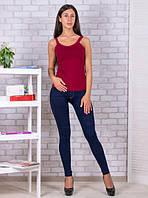 Женские лосины под джинс на меху , лосины  утепленные все размеры