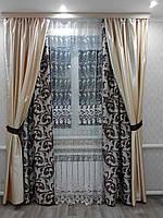 Модный комплект штор фото Украина 88