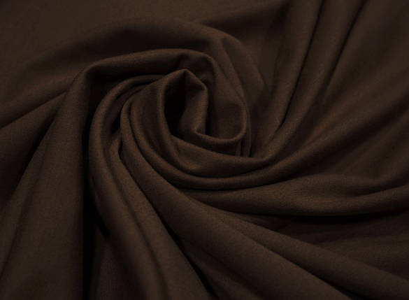 Футер двунитка шоколад оптом (180 см), фото 2