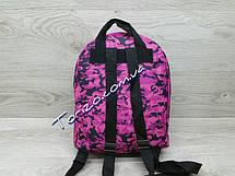 Рюкзак женский городской принт , фото 2
