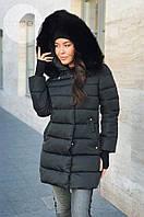 Куртка с капюшоном мод.316