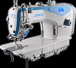 Jack A5 Прямострочная машина  автомат для легких и средних материалов
