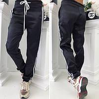 Спортивные брюки женские. Ткань стрейч атлас. размеры:42.44.46.48