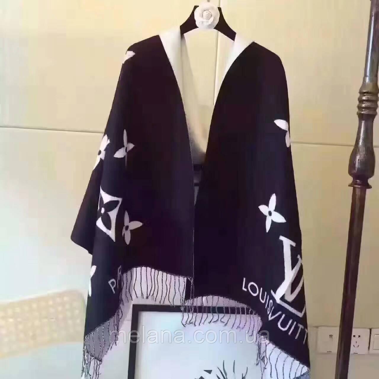 80347110611f Палантин шарф теплый в стиле Louis Vuitton (Луи Витон) топ модель. 540 грн.  Купить