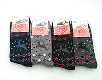Махровые женские носки AdDa
