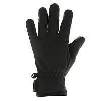 Перчатки сенсорные Forclaz 500 для девочки