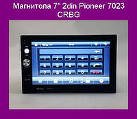 "Магнитола 7"" 2din Pioneer 7023 CRBG!Акция"