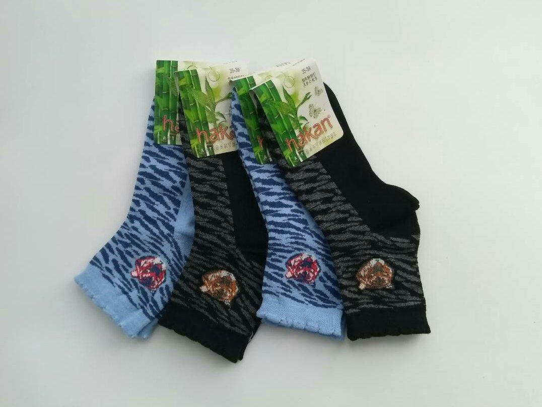 Жіночі осінні шкарпетки Hakan