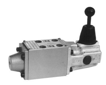 Станочный гидрораспределитель WMM5Z
