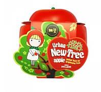 Осветляющая маска для лица Urban Dollkiss New Tree Apple Instant Tone-up Brightening Pack