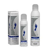 Крем пена SANAMED ''САПФИР'' (для лечения трещин), 150 мл