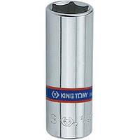 "Головка 1/4"" 11мм удлин. (6 гранн) KING TONY 223511M       , фото 1"