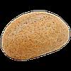 Маленькая французская булочка с крупномолотой муки
