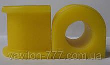 Втулка стабілізатора заднього id=15 mm Geely CK OEM 1064020005 поліуретан