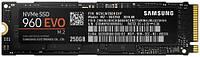 M.2SATA-SSD-TLC 250GB Samsung 960 EVO Type 2280 PCI-E 3.0 (MZ-V6E250BW)