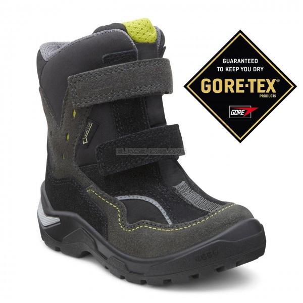 1f4e3be91 ECCO Gore-Tex SNOWRIDE ботинки зима 22,23 размеры ЕССО : продажа, цена в  Киеве. зимняя детская и подростковая обувь от