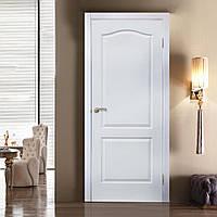 Двери межкомнатные ПВХ Классика ПГ белый