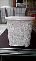 Корзина для белья Ажур,  производитель Турция