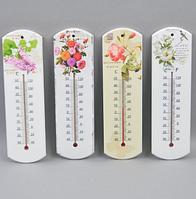 """Термометр """"Прованс"""" декор.  деревянный"""