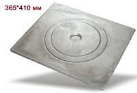 Плита чавунна одноконфорочная (365х410 мм)
