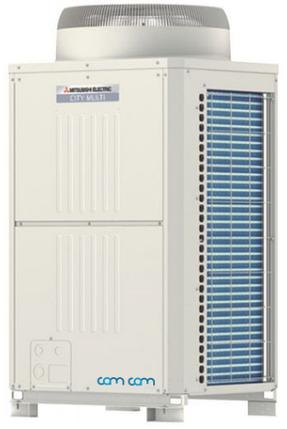 Наружный блок для мультизональных систем Mitsubishi Electric PUHY-P250YKB-A1.TH, фото 2