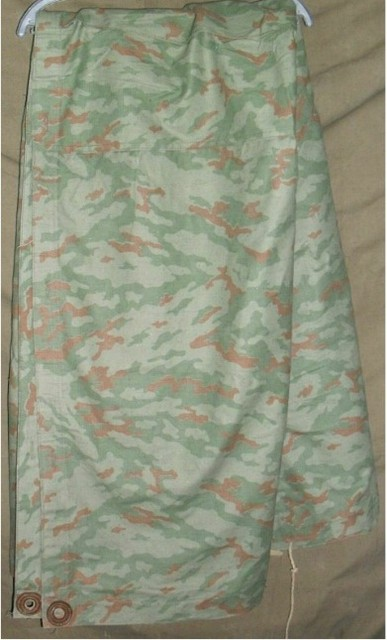 Плащ палатка армейская
