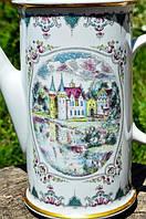 Восхитительный коллекционный чайник,заварник! Жозефина! Чехословакия!, фото 1