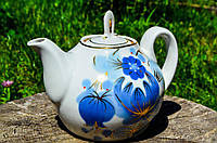 Восхитительный коллекционный чайник,заварник! Городница! СССР!, фото 1