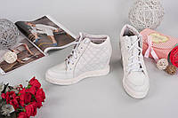 Ботиночки  белые