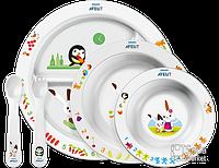 Детский набор посуды Philips Avent от 6 мес SCF716/00