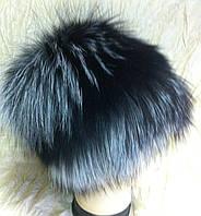Женская шапка из чернобурки в Украине. Сравнить цены 5ab514528bbdf