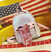 Рюкзак Brooke Pink, фото 3