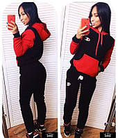 Костюм женский спортивный теплый 21871, фото 1