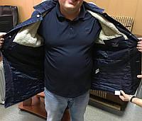 Куртка мужская джинсовая утепленная Монтана 12031