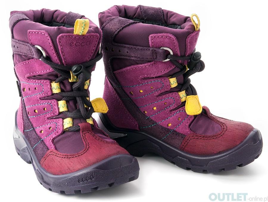8996c9ad0 ECCO Gore-Tex SNOWRIDE ботинки зима размер ЕССО , цена 595 грн ...