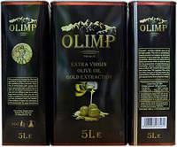 Оливковое масло (оливкова олія) ж/б 5 л ИТАЛИЯ extra vergine