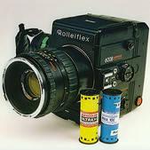 Фотопленка Тип 120